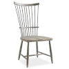 This item: Alfresco Dark Gray Side Chair