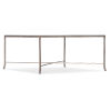 This item: Alfresco Light Silver Cocktail Table