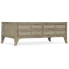 This item: Alfresco Weathered Shale and Light Tusk Rectangle Cocktail Table