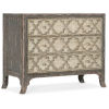 This item: Alfresco Dark Gray and Light Taupe Bachelors Chest