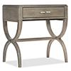This item: Affinity Gray Leg Nightstand