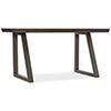 This item: Miramar Aventura Dark Wood Andrea Writing Desk