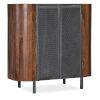 This item: Melange Medium Wood Accent Chest