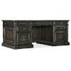 This item: La Grange Antique Varnish Executive Desk