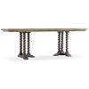 This item: La Grange Barn Wood 60-Inch Console Table
