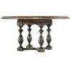 This item: La Grange Barn Wood Round Dining Table