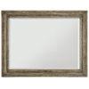 This item: La Grange Wash Off 38 x 48 Inch Mirror