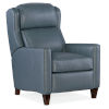 This item: Kipton Blue 31-Inch 3- Way Lounger Pushback Recliner