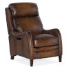 This item: Stark Dark Wood Power Recliner with Power Headrest