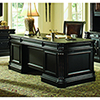 This item: Telluride 76-Inch Executive Desk with Wood Panels