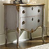 This item: French Two Drawer Chest