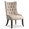This item: Rhapsody Tufted Dining Chair