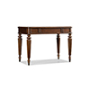 This item: 42-Inch Leg Dark Wood Desk