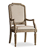 This item: Corsica Upholstered Arm Chair