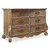This item: Chatelet Light Wood Dresser