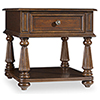 This item: Leesburg Mahogany End Table