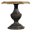 This item: Sanctuary Round Accent Table