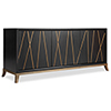 This item: Entertainment Console 64-Inch