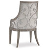 This item: Sanctuary Upholstered Arm Chair