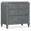 This item: Hamilton Gray Three-Drawer Nightstand