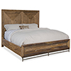 This item: L Usine Cal King Panel Bed
