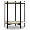 This item: Melange Blythe Accent Table