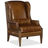 This item: Laurel Exposed Wood Club Chair