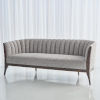 This item: Channel Silversmith Back Sofa