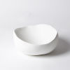 This item: Matte White 12-Inch Round Bowl