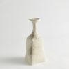 This item: Matte Cream 5-Inch Rhombus Marble Vase