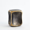 This item: Studio A Home Black and Gold Small Formation Accent Table