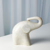 This item: Studio A Home White Small Haathee Figurine