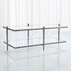 This item: Laforge Natural Iron 26-Inch Cocktail Table