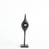 This item: Bronze and Black Granite 16-Inch Floating Seed Sculpture