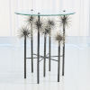 This item: Boom Nickel 22-Inch End Table