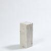 This item: Studio A Home White Medium Marble Riser