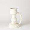This item: Studio A Home White Remi Vase