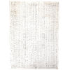 This item: Studio A Home White and Gray Rectangular: 8 Ft. x 10 Ft. Rug
