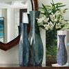 This item: Bermuda Blue Medium Vase