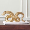 This item: Gold Leaf Dragon