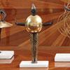 This item: Bauhaus Sphere Woman Figurine