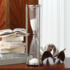 This item: Hour Glass in Nickel