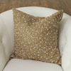 This item: Golden Beaded 20-Inch Pillow