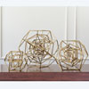 This item: Geo Gold Large Sculpture