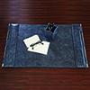 This item: Flap Blue Wash Desk Blotter