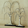 This item: Studio A Large Antique Nickel Lyric Sculpture