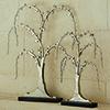 This item: Studio A Small Antique Nickel Lyric Sculpture