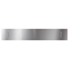 This item: Fireplace Stainless Steel Cover 72-Inch Slim or Deep Electric Fireplace