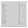 This item: White Soft Tap Wi-Fi Lighting System Wall Scene Controller
