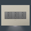 This item: Nightlight Accessory for 3-Gang Wall Plate